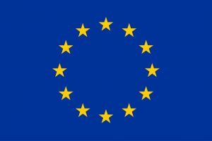 Flag yellow EU