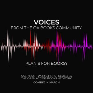 A Plan S for books: Voices from the Community - 4. Discoverability and metadata